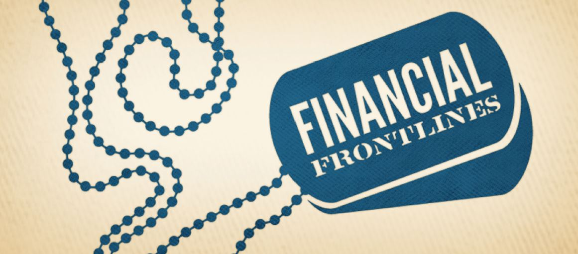 Financial Frontlines Flyer