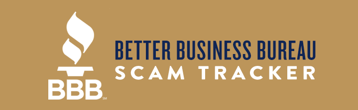 Go to the Better Business Bureau Scam Tracker page