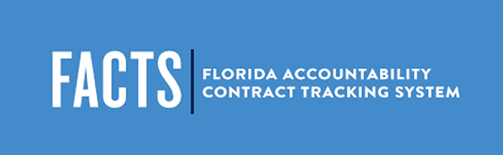 Florida Accountability Contract Tracking System logo button