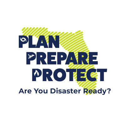 Plan Prepare Protect: Are You Disaster Ready? Logo