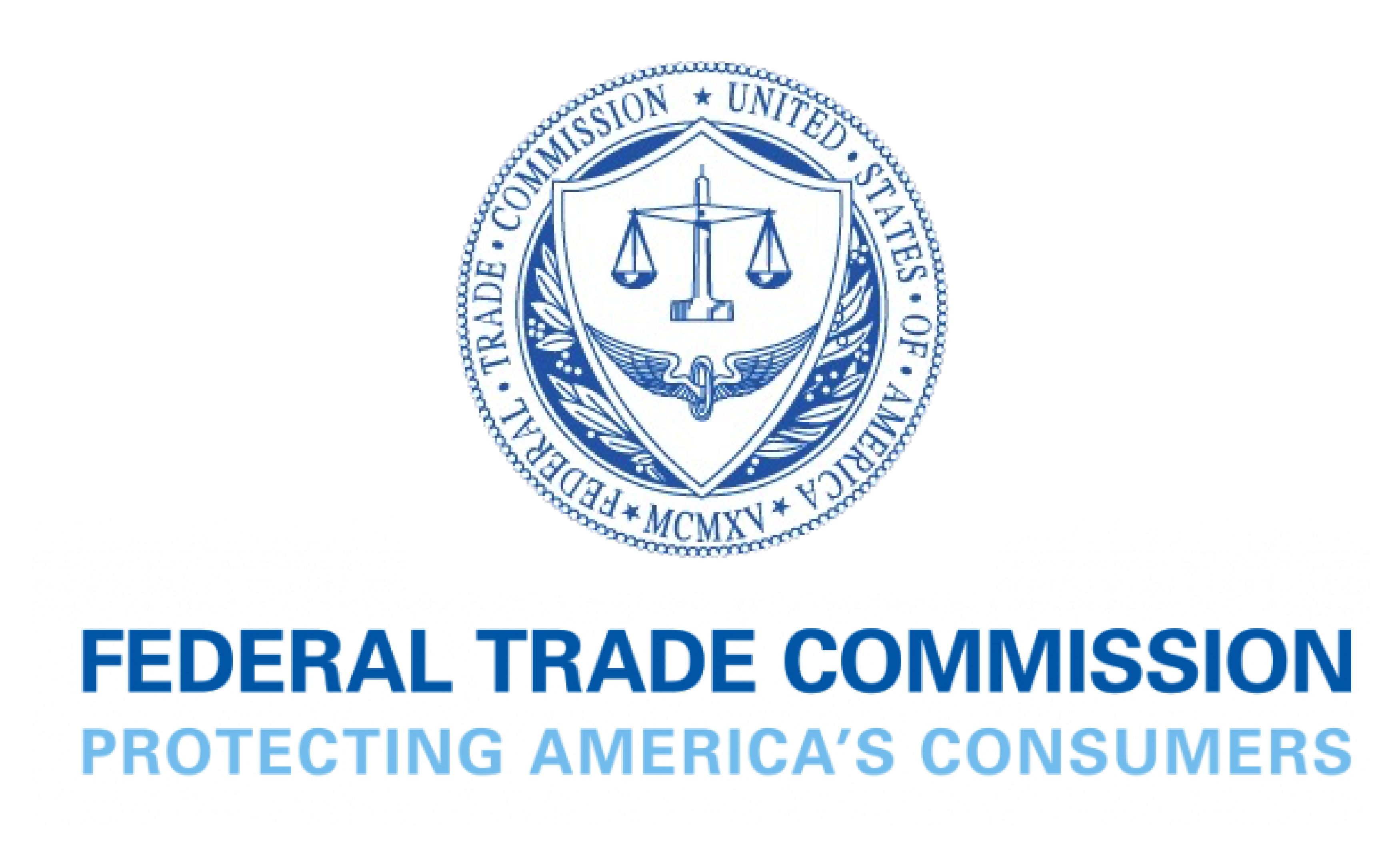 Federal Trade Commission Logo: Protecting America's Consumers