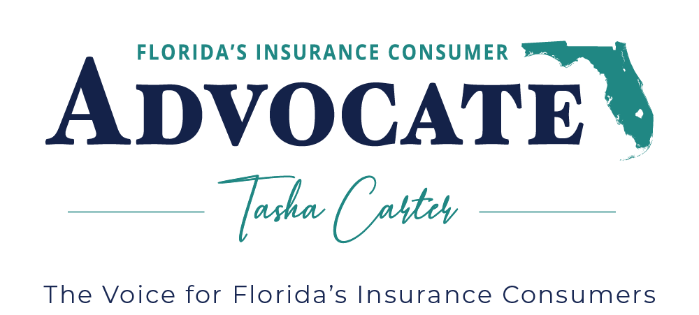 Florida's Insurance Consumer Advocate Tasha Carter - The Voice for Florida's Insurance Consumers