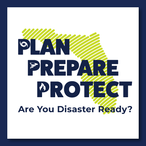<u>Consumer Alert</u> Plan Prepare Protect: Are You Disaster Ready?